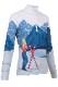 NEW KRIMSON KLOVER レディース スキーインナーシャツ SHIRT 1673 Maple 1/4Zip 101 snow