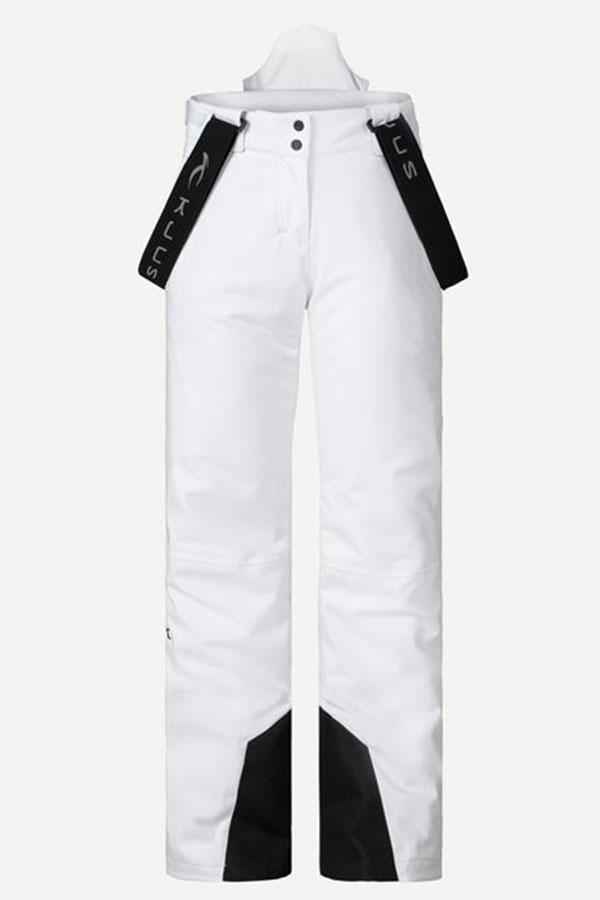 KJUS ガールズ スキーパンツ GS20-A00 Girls Sillica Pants 10000 white