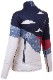 NEW KRIMSON KLOVER レディース スキーインナーシャツ SHIRT 1672 Backcountry 1/4Zip 405 indigo