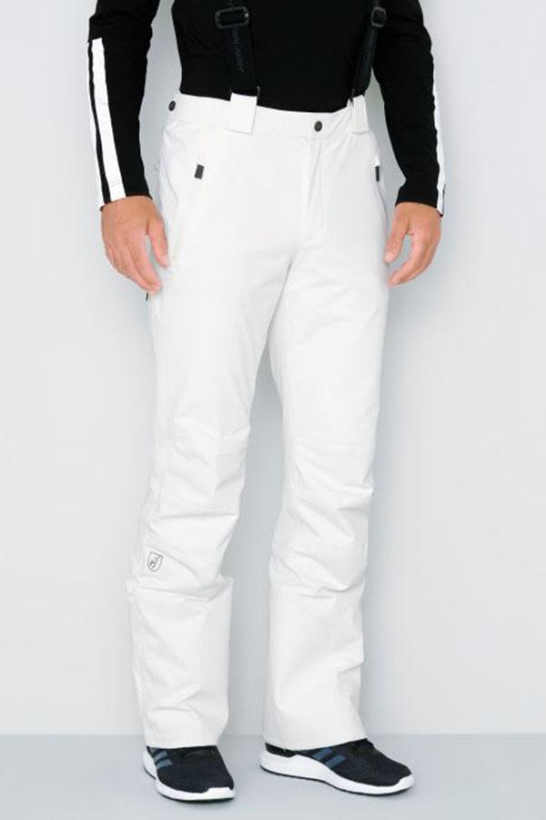 NEW Toni Siler メンズ スキーパンツ 301227 NICK 201 BRIGHT WHITE