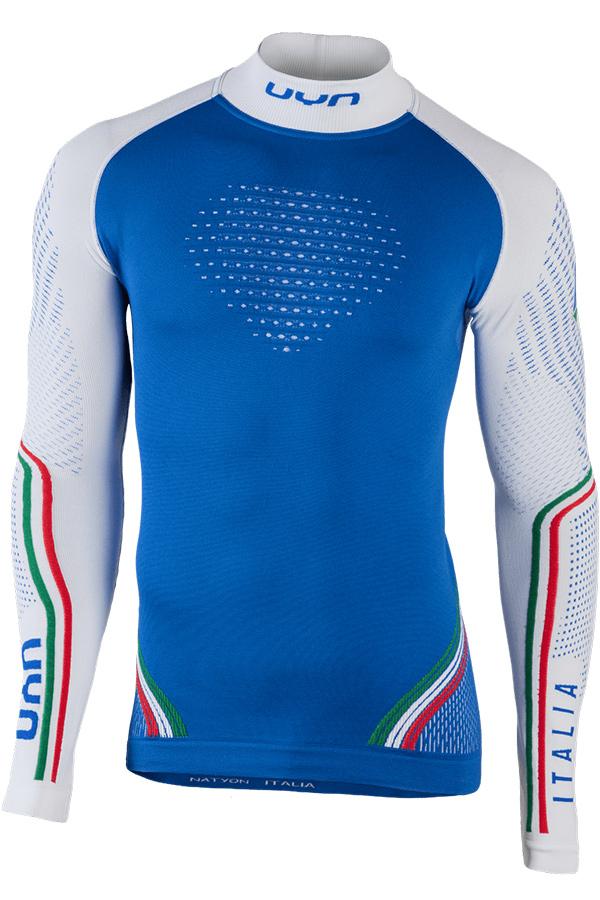 UYN メンズアンダーシャツ NATYON UW SHIRT LG SLTURTLE NECK U100021 T035-Italy