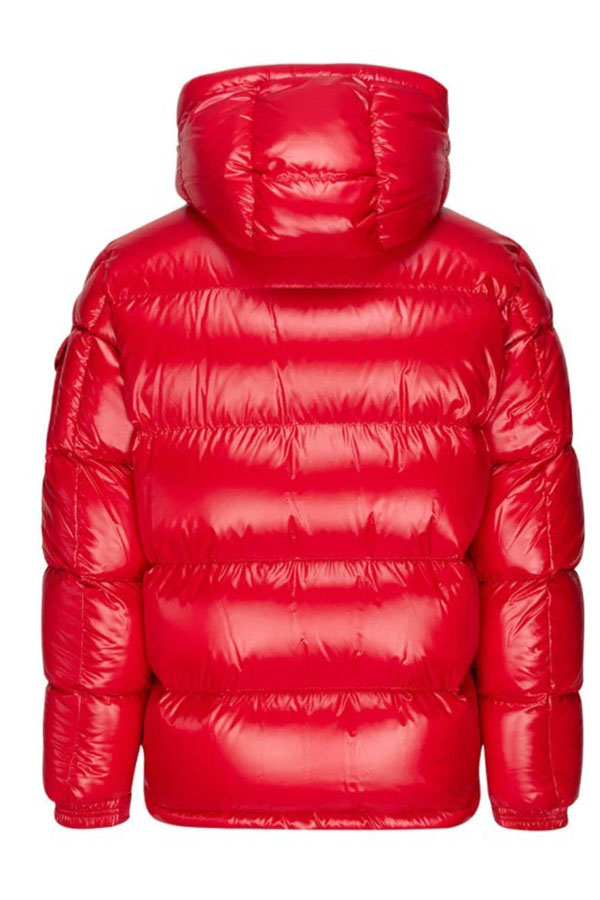 MONCLER モンクレール ジャケット メンズ 1A545-68950 ECRINS 455/RED
