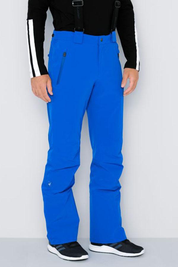 NEW Toni Siler メンズ スキーパンツ 301227 NICK 192 YVES BLUE