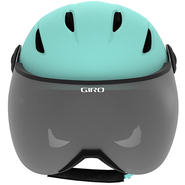 GIRO ジロ ジュニアスキーヘルメット BUZZ MIPS MATTE COOL BREEZE