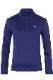KJUS ガールズ スキーインナージャケット GS25-G02 Girls Jade Harf-Zip 21802 atlanta blue-blk