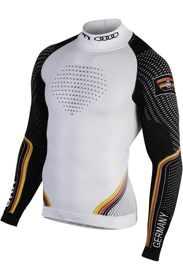 UYN メンズアンダーシャツ NATYON UW SHIRT LG SLTURTLE NECK T024-Germany