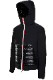 MONCLER モンクレール ジャケット メンズ 1A564-00-539DK AUTHION 999/BLACK