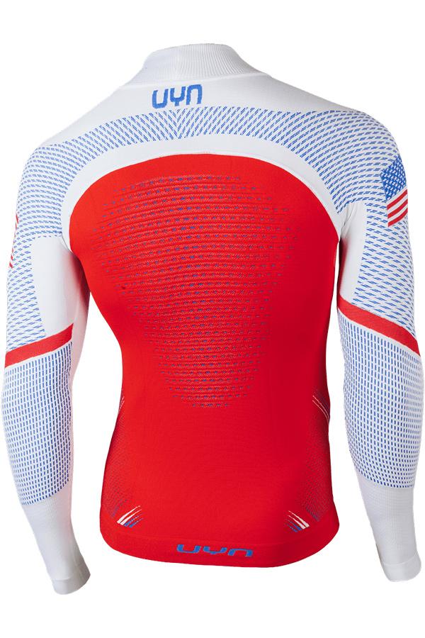 UYN メンズアンダーシャツ NATYON UW SHIRT LG SLTURTLE NECK T025-USA