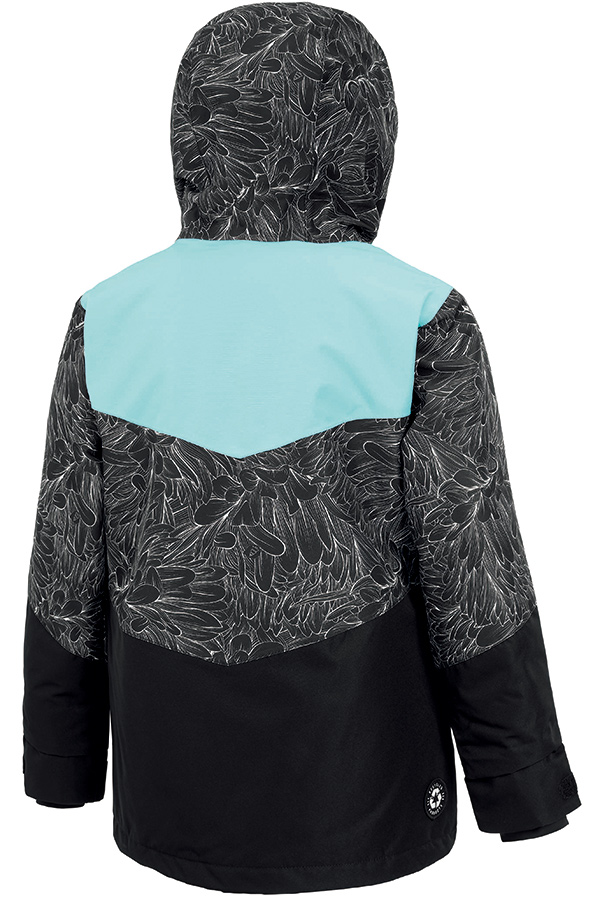 PICTURE ジュニアスキージャケット KVT054 WEEKY JKT Turquoise