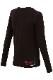 NEW KRIMSON KLOVER レディース スキーインナーシャツ SHIRT 1721 Valley Girl Crew Neck 001 black