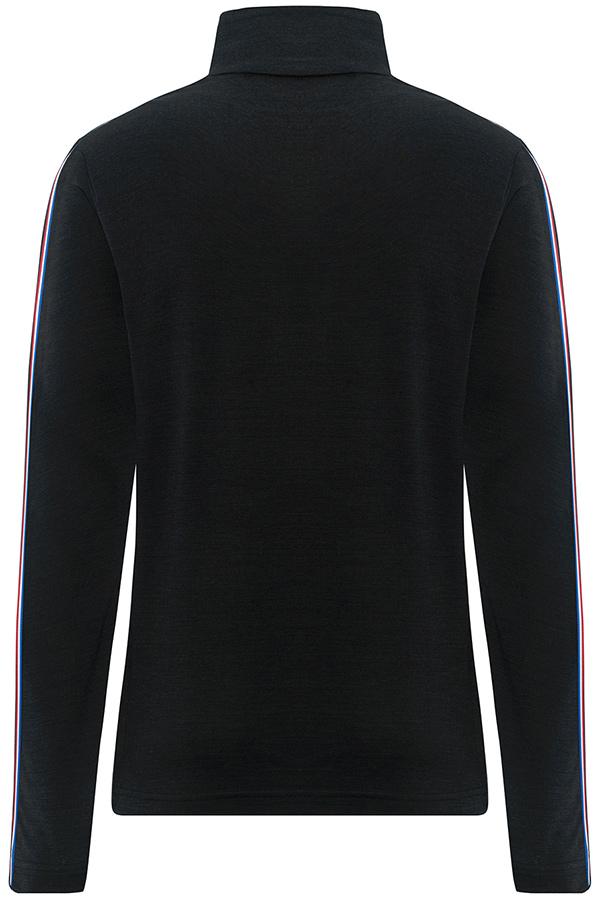 NEW Toni Siler メンズ スキーインナージャケット M/SHIRTS 301306 JOE 100 BLACK