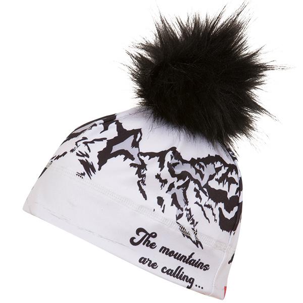 NEW KRIMSON KLOVER レディース スキーキャップ CAP 1471 Illustrated Beanie7 177 Bermie