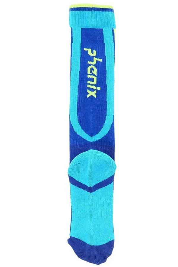 NEW Phenix キッズ スキー ソックス B/SOCKS PSAG8SO81 MUSCLE LINE SOCKS BL
