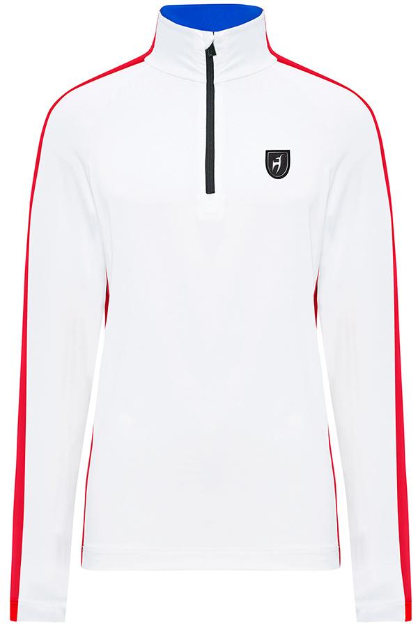 NEW Toni Siler メンズ スキーインナージャケット M/SHIRTS 301305 RON 201 BRIGHT WHITE