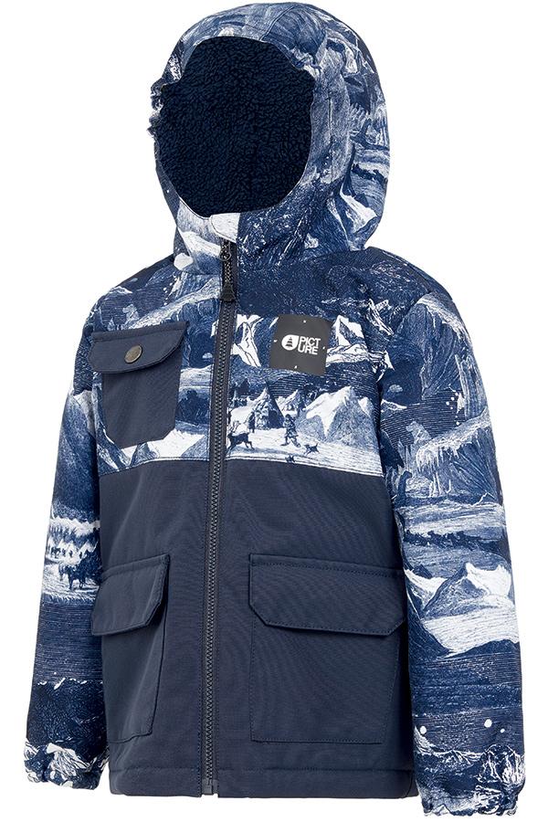 WHITE SALE 30%OFFPICTURE ベイビースキージャケット KVT062 SNOWY JKT Imaginary World