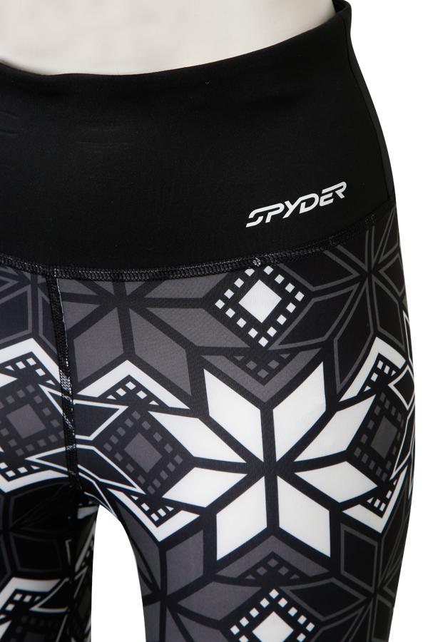 SALE 80%OFF アメリカ SPYDER スパイダー Women's STYLER(THOT) 3/4PT 147682 スキー レディースアンダーパンツ