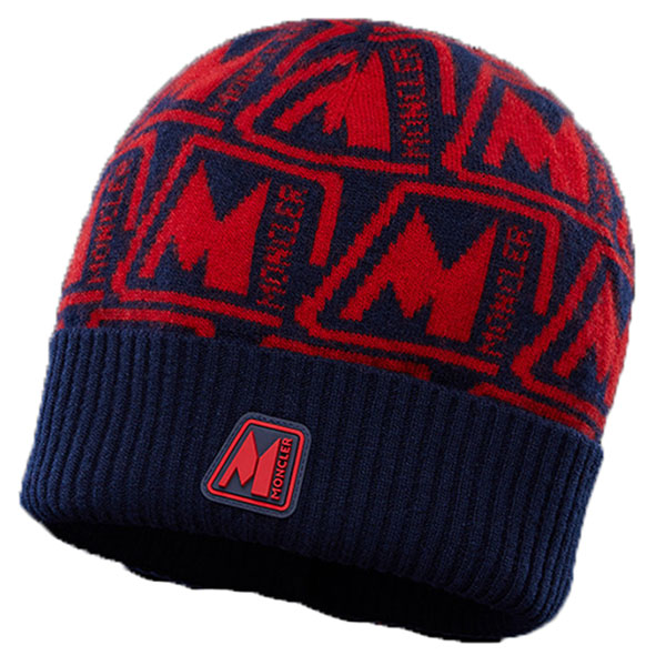 MONCLER モンクレール キャップ 9Z754-00-A9379 BERRETTO TRICOT 456