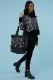 NEW KRIMSON KLOVER レディース バッグ BAG 1474 Canvas Tote 091 Upslope Black