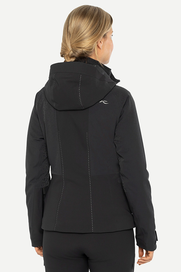 KJUS レディース スキー ジャケット LS15-I01 Women Evolve Jacket 21800 atlanta blue