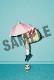 吉田ユニコラボ アルファベットポストカード A〜Z,0〜9 計38種