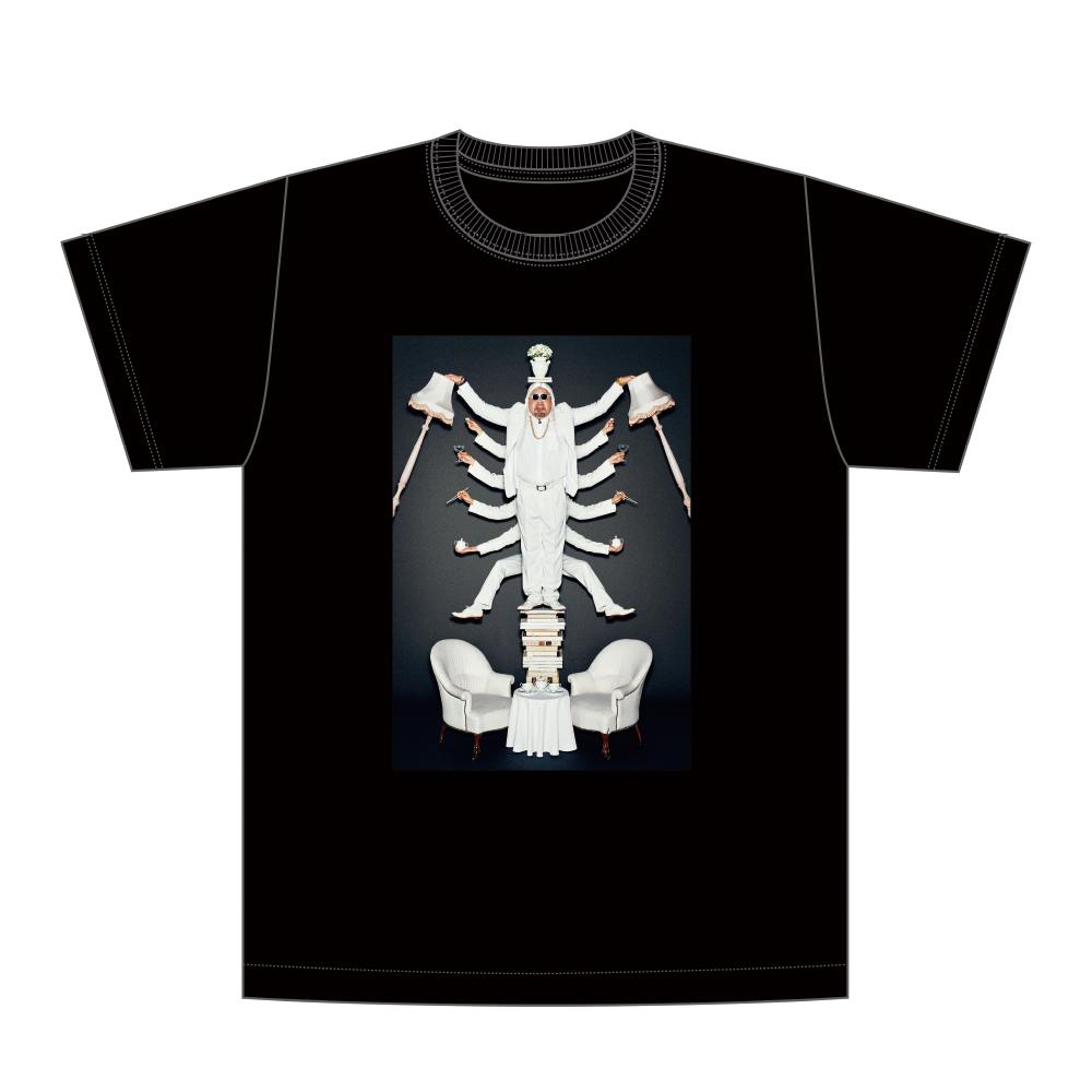 吉田ユニコラボTシャツ『ベンジャミン肋骨』