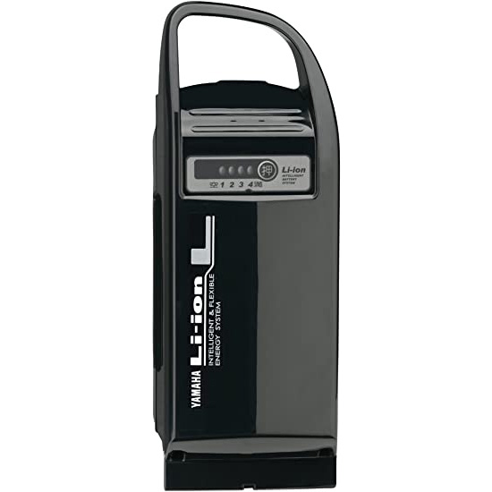 YAMAHA ヤマハ 電動自転車 バッテリー 8.1Ah ブラック 新品 正規品 90793-25116