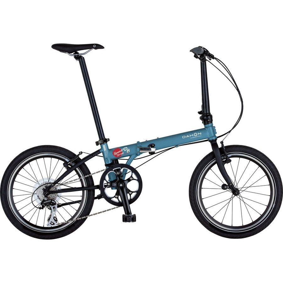 DAHON International ダホン インターナショナル 自転車 折りたたみ Speed D8 Airless2.0 20インチ 2020年モデル