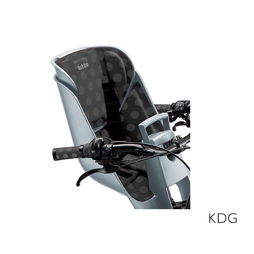 BRIDGESTONE ブリヂストン フロントチャイルドシートクッション モブdd/グリdd用 FBIK-K