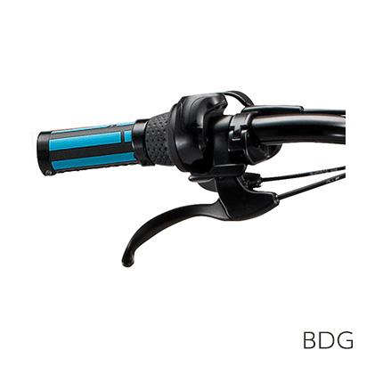 BRIDGESTONE ブリヂストン ハンドルグリップ ショート ビッケシリーズ用 HG-BKS2