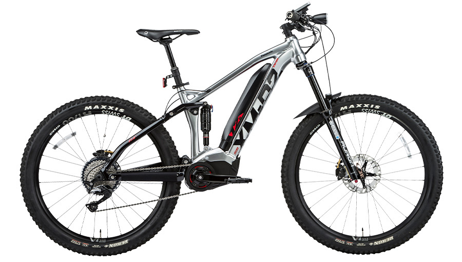 Panasonic パナソニック 電動自転車 XM-D2 V EWMD242