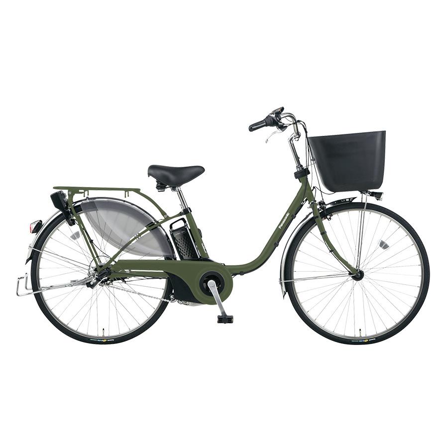 Panasonic パナソニック 電動自転車 ビビ・EX 24インチ 26インチ 2022年モデル BE-ELE437 BE-ELE637