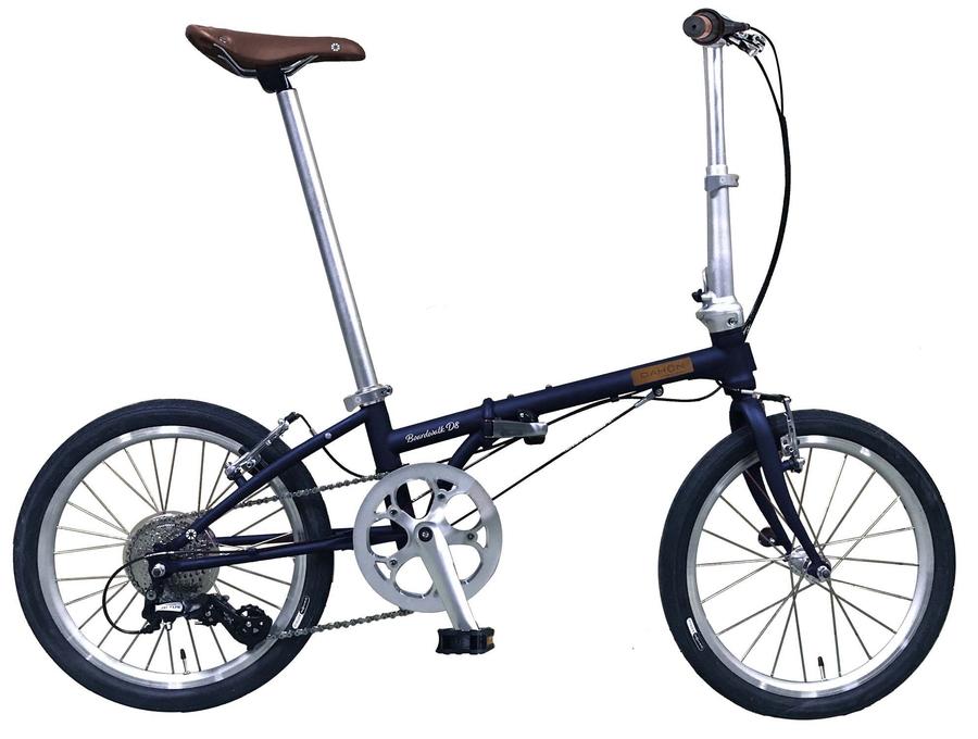 DAHON International ダホン インターナショナル 自転車 折りたたみ Boardwalk D8 2020年モデル