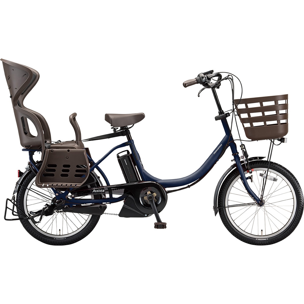 BRIDGESTONE ブリヂストン 電動自転車 アシスタC STD 2021年モデル 20インチ CC0C31