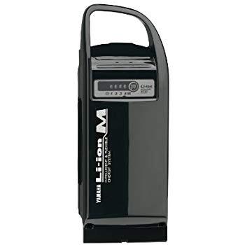 YAMAHA ヤマハ 電動自転車 バッテリー 6.0Ah ブラック 新品 正規品 90793-25114