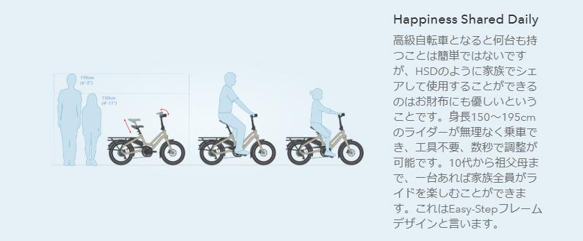 tern ターン 電動自転車 HSD P9 2021年モデル 20インチ 8.4Ah