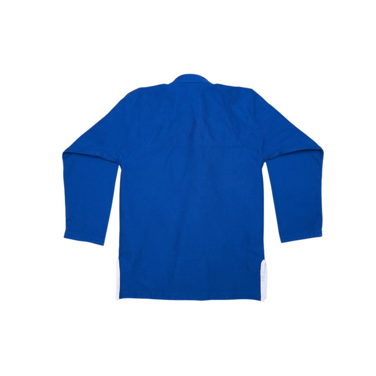 100A BJJ KIMONO BLUE