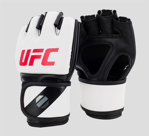 UFC Contender 5oz MMA オープンフィンガー グローブ