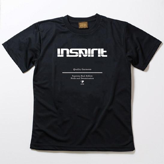 INSPIRIT DRY MainLogo #3 黒