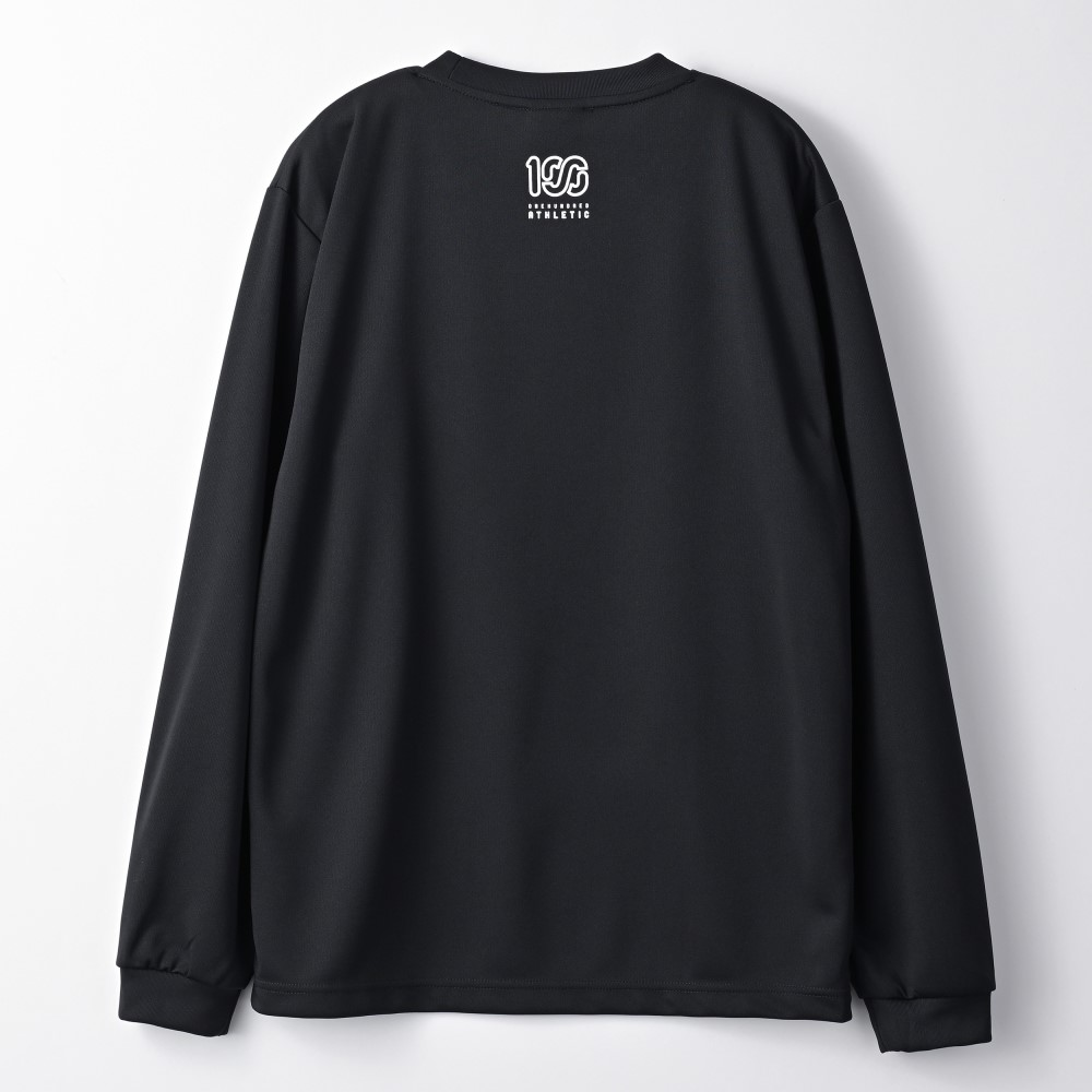 100A DRY L/S GRAPHIC TOP *Type-B