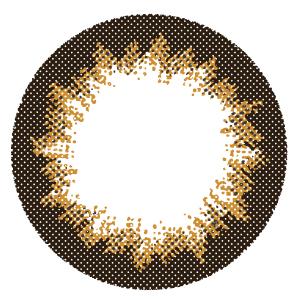 カラコン 1ヶ月使用 キラキラアイズ ポラリス 度あり 度なし (1箱2枚入り) カラーコンタクトレンズ マンスリー 14.5mm Polaris