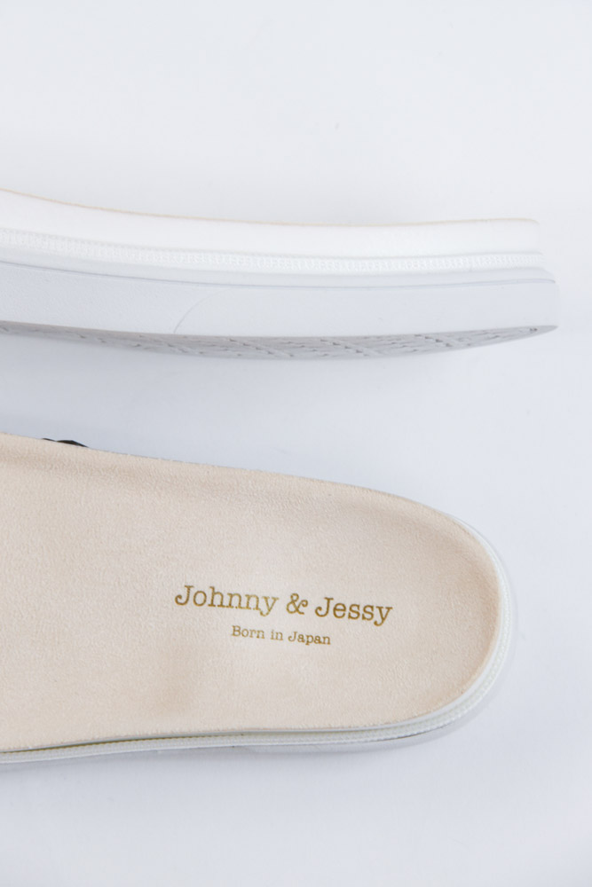 Jessy/ジェシー(スニーカーソール/ホワイト)