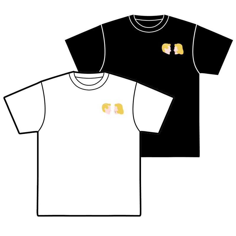 Johnny & Jessy オリジナル Tシャツ