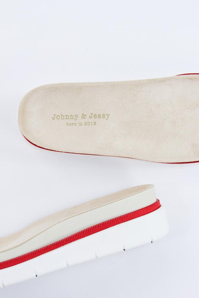 Jessy/ジェシー(ウォーキングソール/ホワイト)