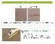 【予約販売5/25以降発送】人工木ユニットデッキ Lowフェンス付き 0.75坪・2760×960mm ※全2色ダークブラウン/ブラウン