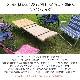 ツインレッグ 730 (ブラック) キャップ DIY 日曜大工 簡易 作業台 テーブル ワーク 作業机 木製 小スペース 脚