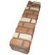【予約販売5/27以降発送】軽量FRP製 水栓柱カバー (レンガ風・ブリック調)