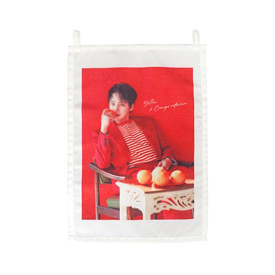 JKS Fabric Poster オレンジ 2021 Golden Week