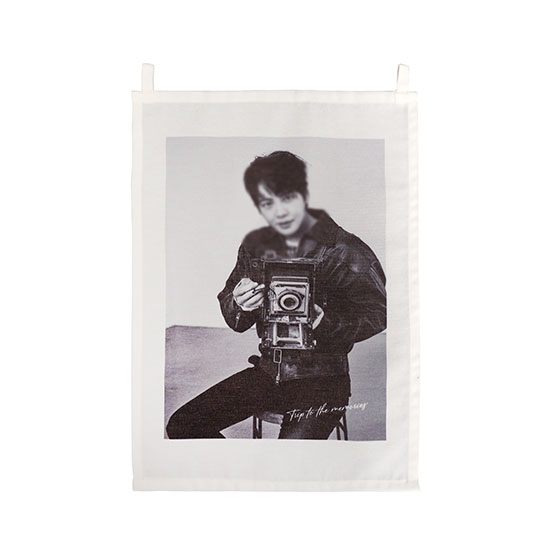 JKS Fabric Poster モノクロ 2021 Golden Week