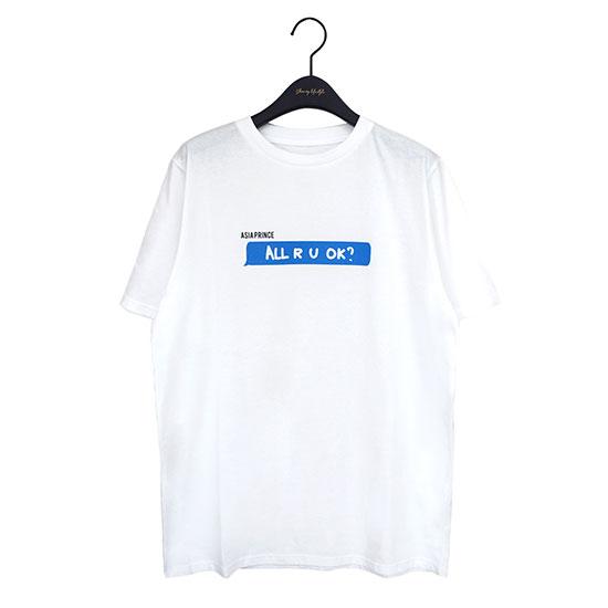 ALL R U OK? Tシャツ