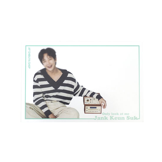 JKS Photo Props Mint 2021 Golden Week